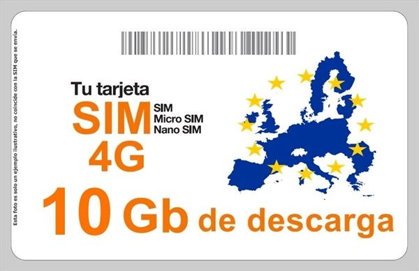 Somos 10 Gb Mini